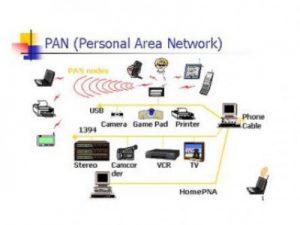 Pearson Area Network